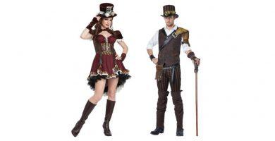 ropa y moda steampunk